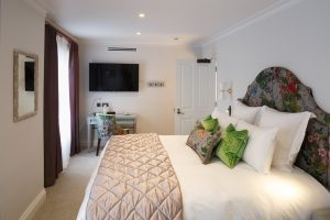 Shot of the Agapanthus room