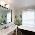 The Agapanthus bathroom