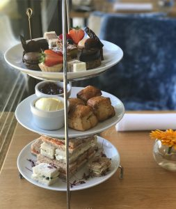 Afternoon Tea at Gonville Hotel