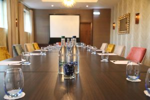 A meeting room at Gonville Hotel