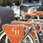 The Gonville Hotel Bikes