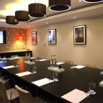 The Abington room at Gonville hotel available for meetings and conferences