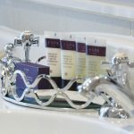 Complimentary ESPA toiletries