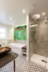 The Papava bathroom