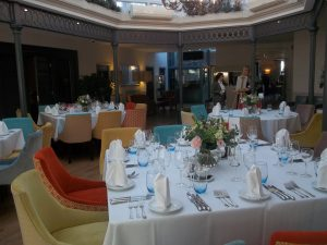 Private Dining in the Atrium Brasserie