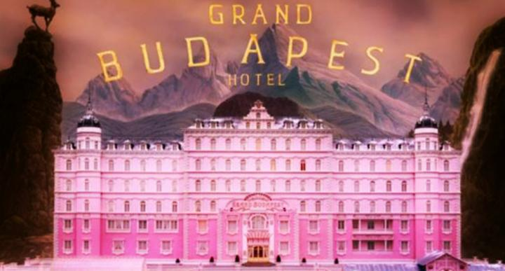 The Grand Budapest Hotel - Enchanted Cinema at Gonville Hotel 15th June 2019