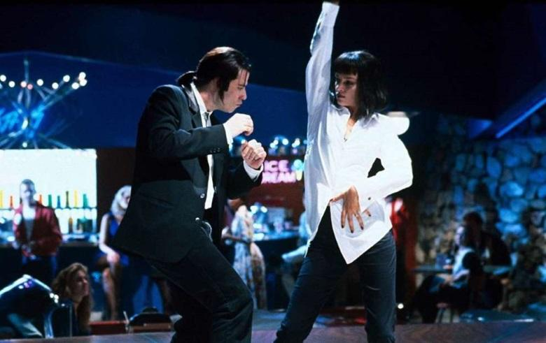 Pulp Fiction - Enchanted Cinema at Gonville Hotel