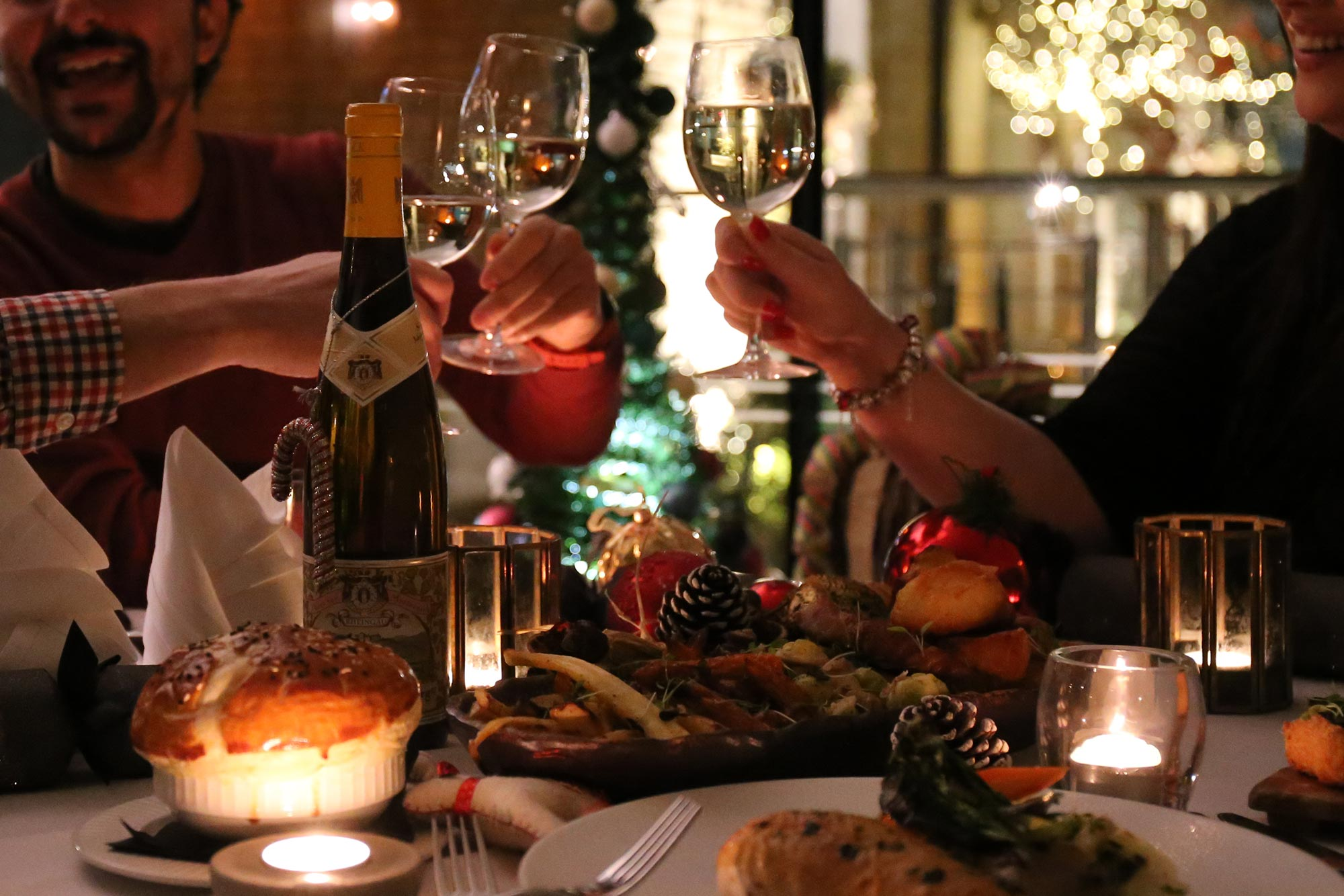 Christmas at Gonville Hotel