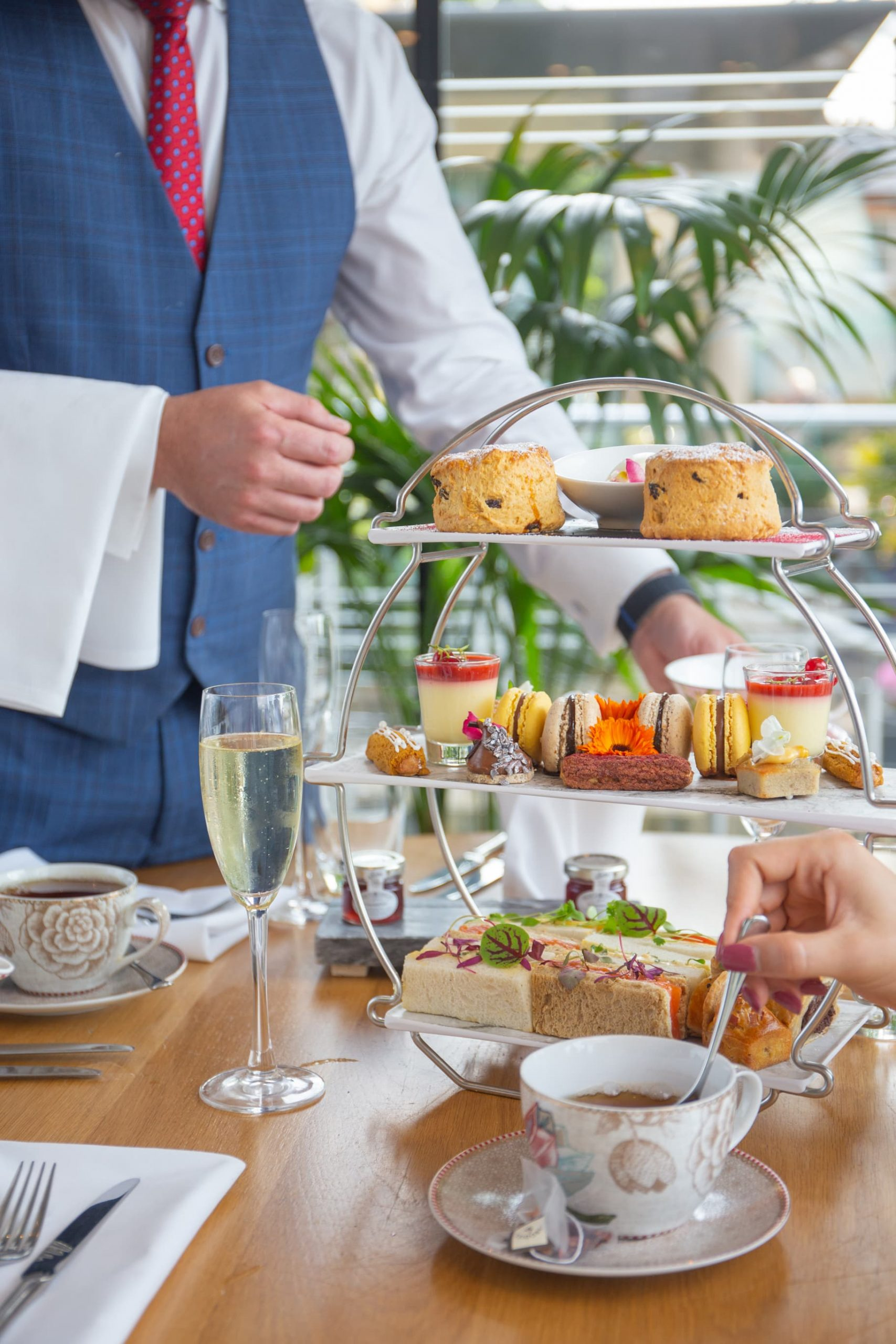 Afternoon Tea - Food